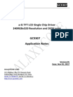 GC9307 Application Notes Ver01