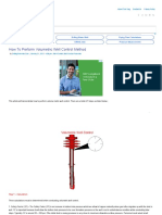 Volumetric Well Control Method-Drilling Formulae