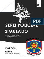 #Simulado Serei Policial - PM-PE (2018)