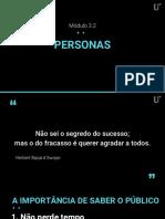 3.1. Personas