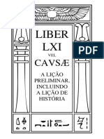 Liber LXI vel Causæ