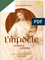 L'Infidele Sonata, Tr Petr Saidl