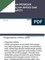 Prinsip Dan Prosedur Pengendalian Infeksi Dan Patient Safety