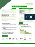 WS-125 12V Datasheet