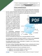 Sistema de coordenadas tridimensionales