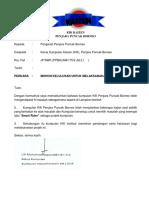 KAIZEN ...Surat Memohon Dan Surat Kelulusan Kik 2018