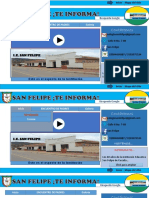 San Felipe ¡Te Informa!