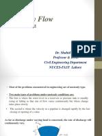 Lec-3gradually Varying Flow