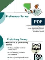 5-Preliminary Survey.ppt