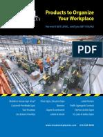2018 Visual Workplace Inc. Product Catalog Rev.011918