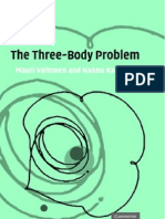 The Three-Body Problem, Valtonen M, CUP 2006