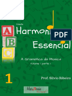 Livro Harmonia essencial Vol.1 parte 1 (HARMONIA FUNCIONAL)