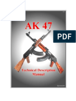 Ak 47 Technical Description - Manual