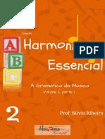 Livro Harmonia essencial Vol.2 parte 1 (HARMONIA FUNCIONAL)