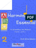 Livro Harmonia essencial Vol.2 parte 2 (HARMONIA FUNCIONAL)