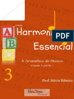 Livro Harmonia essencial Vol.3 parte 1 (HARMONIA FUNCIONAL)