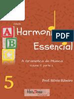 Livro Harmonia essencial Vol.5 parte 2 (HARMONIA FUNCIONAL)