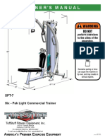 TuffStuff Six-Pak Trainer (SPT-7) Owner's Manual