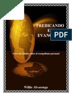 Predicando el Evangelio - Willie Alvarenga.pdf