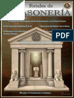 Retales Masoneria Numero 071 - Mayo 2017