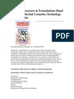 Cosmetics Formulations Book (2)