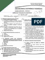 Examen Unificado II TECN MATERIALES- Ing. Diego Castañeda