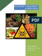 Toxicologia y Seguridad Alimentaria Acti