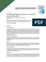 Revista Internacional de Ciencias de La Enfermería