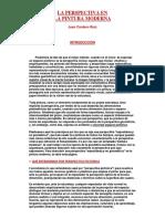 LA PERSPECTIVA EN la pintura moderna.pdf