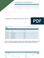 Manual de Cadastro Simplificado de Clientes Protheus