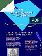 5. Las Novelas de Caballería Power