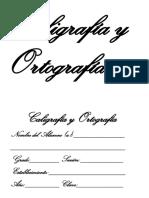 Caligrafía y Ortografía.docx