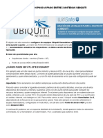 Configuración Paso a Paso Entre 2 Antenas Ubiquiti (1)