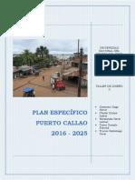 Plan Específico Puerto Callao