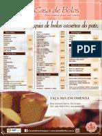 Panfleto Atualizado - Araçatuba - 14,8x21cm