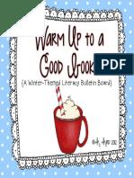 Warm Up to a Good Book a Literacy Bulletin Board Freebie