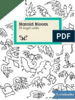 El angel caido - Harold Bloom.pdf