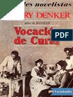 Vocacion de curar - Henry Denker.pdf