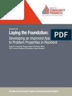 Problem Properties Report