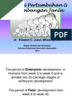 10-Fisiologi Pertumbuhan Dan Perkembangan Janin - dr. Elizabeth C. Jusuf, Sp.OG M.Kes.pdf
