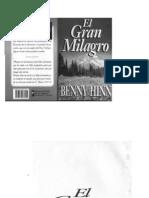 Benny Hinn - El Gran Milagro