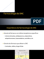 Aula 1 - Farmacologia Do SNC
