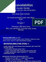 132371158-Bioavailabilitas-DAN-MONITORING.ppt