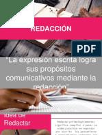 Exposición Principios Rectores de La Redaccion