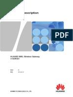 Huawei b68l Brochure