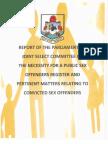 JSC Child Protection-Sex Offender Register Final Report July 2018