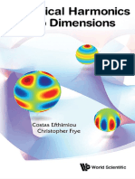 Costas Efthimiou, Christopher Frye-Spherical Harmonics in p Dimensions-World Scientific (2014)