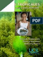 Algas Tropicales como alimento