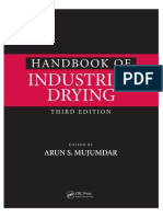 Handbook of industrial drying