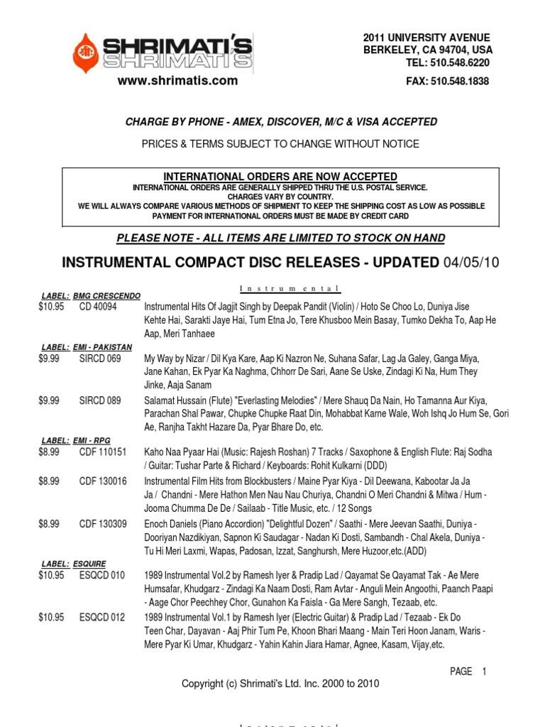Piano Notes Sheet Music For Mukesh Songs V 1 T